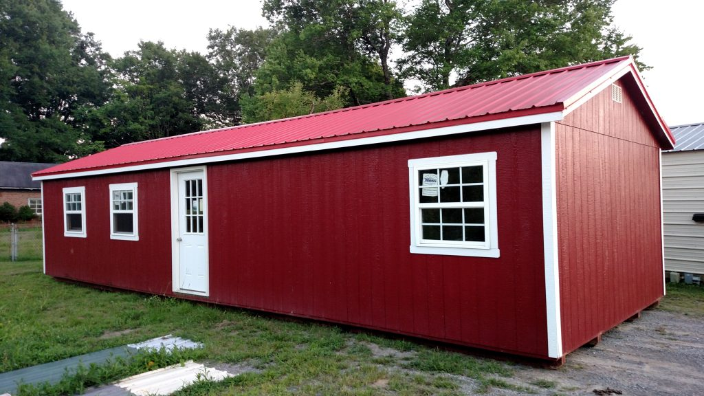 In Stock Buildings The Barn Llc